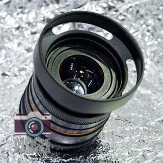 50mm f1.8 無反微單相機專用 大光圈人像鏡頭 NEX M4/3 FX EOSM EOS-M Nikon1 PQ Sony Canon Olympus Nikon 接口 Fit