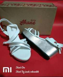 Wedges murah/wegdes akane/wedges branded