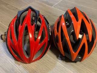 單車頭盔 L size x 2
