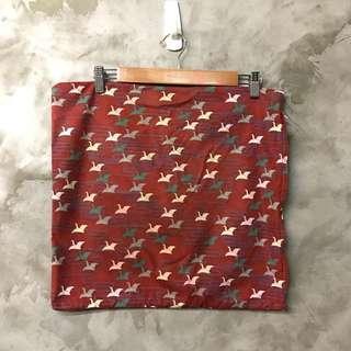 贈送-鶴的抱枕套 有買就送