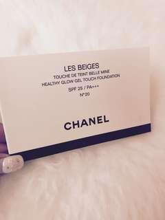 🚚 Chanel香奈兒時尚裸光果凍氣墊粉底