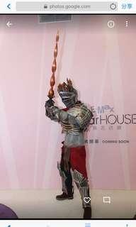 DARKSOUL3 cosplay服 薪王們化身 全套 連練甲 薪王們化身