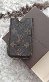 Authentic LV iPhone 4/ 4s cover