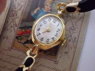 Vintage Timex Lady Handwind cocktail watch