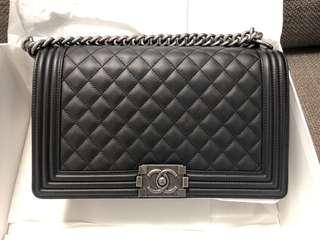 Large Boy Chanel bag