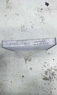 Honda vezel aircon filter
