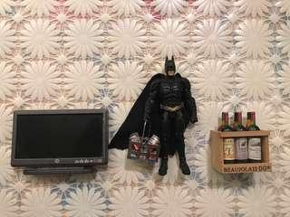 Batman 3.75 scale figure Star Wars marvel television beer wine