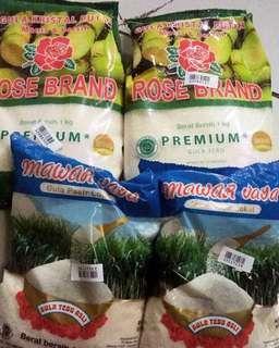 Gula Putih Rose Brand dan Mawar Jaya