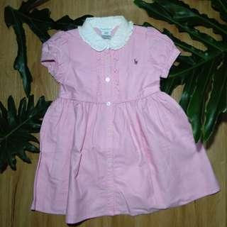 Ralph Lauren dress for baby