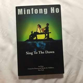 🚚 Sing to the Dawn by Mingfong Ho