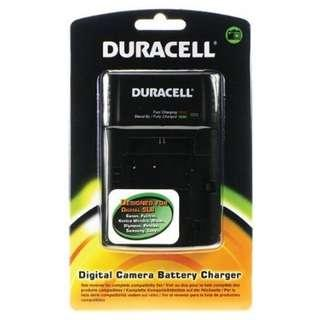 BNIB Duracell fuji battery chargers for NP140 & NP150