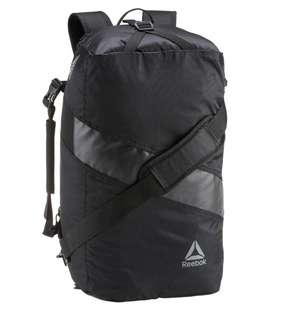 BN Reebok Convertible Grip Duffel Bag
