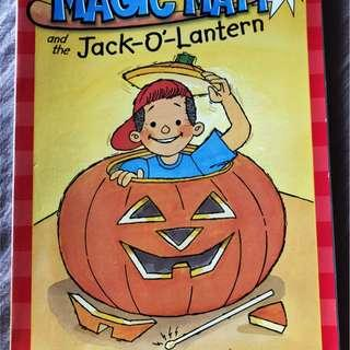 🚚 Scholastic Hello Reader - Magic Matt & the Jack-O'-Lantern (Level 1) X6 Books