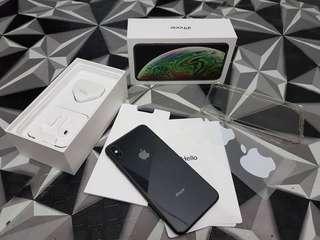 Iphone xs max 64gb myset