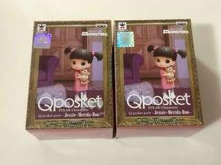 Qposket Petite Q posket Boo Monsters 阿Boo (全新行貨, 8cm高)