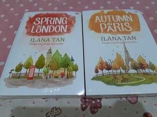 ILANA TAN Autumn in Paris & Spring in London (ORI)
