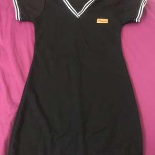 Black Top / Dress
