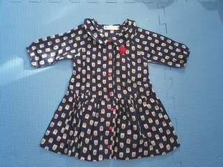 Peppermint Baby Top / Dress