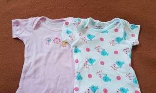 2 for 100 Newborn Onesies