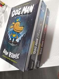 new dog man set of 4 books not underpants stilton pony