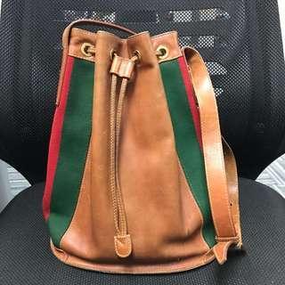 Authentic Gucci Bucket Bag *super rare