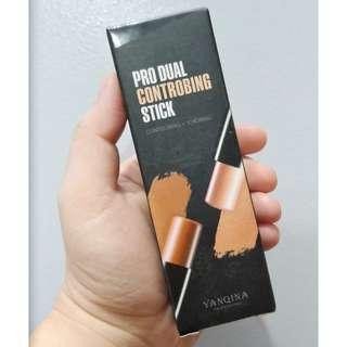 Concealer/Highlighter plus Contour Makeup