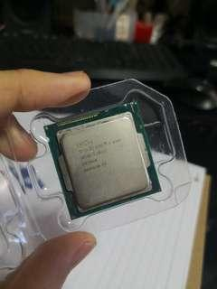 Intel i5 4460 CPU ONLY