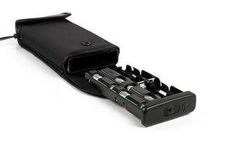 BNIB external battery pack for flash gun