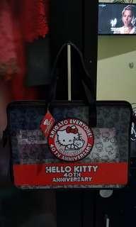 Tas Map Hello Kitty
