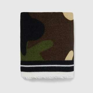 ZARA Camo Camouflage Scarf Big! Ideal 4 Winter Use Keep Warm