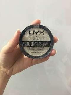 Nyx highlighter dua chromatic