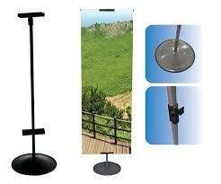 T-Bar Bunting Stand