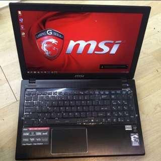 MSI Gaming GS60 I7-4710HQ GTX860m