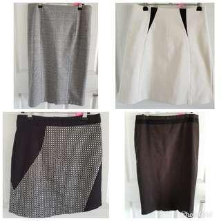 CUE VERONIKA MAINE skirts