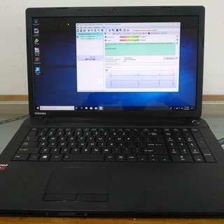 Toshiba AMD A8