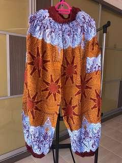 Nightwear batik