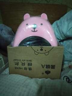 🚚 粉色狸貓暖氣機