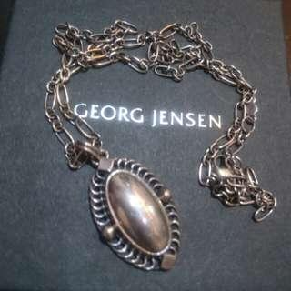 Georg Jensen 首刻2004年度項鍊