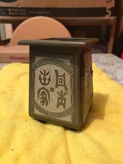 青銅擺件擺設 仿古 丹青世家 其萬年永寶用品 重要文物 專利號 94313073.5 古玩 古董 古銅