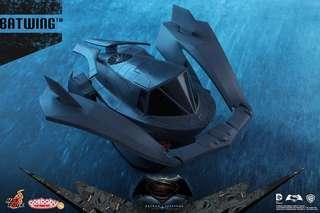 全新 Hottoys Cosbaby COSB274 Batman v Superman Batman The Bat Batwing 蝙蝠俠 蝙蝠戰機 飛機 聖誕禮物 Xmas