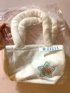 Sanrio 一番賞 little twins star 毛毛袋