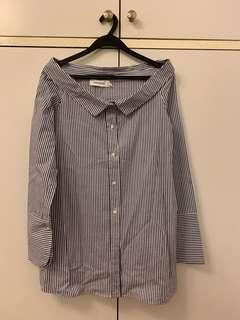 The Editor's Market blouse S