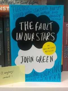 The Fault in Our Stars #Sparkjoychallenge