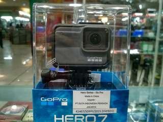 GoPro Hero7 Silver Bisa Kredit