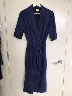 Zara Trench Dress