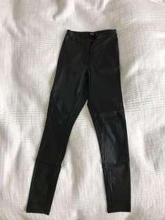 TopShop Pleather Pants