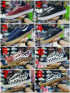 Vans old skool & authentic