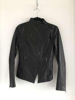 XXS Mackage Pina Leather Jacket