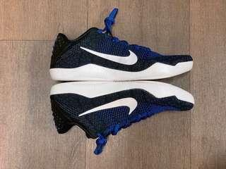 Nike Kobe XI elite low limited edition Mark Parker US 11 高比11籃球鞋