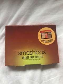 Brand New SmashBox Ablaze Palette